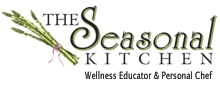 The Seasonal Kitchen Logo